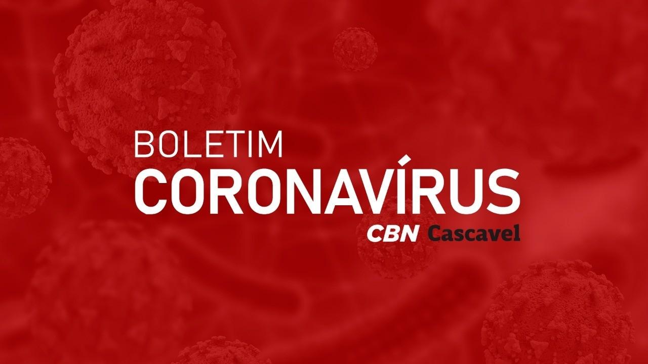 Cascavel tem 3.591 casos e 61 óbitos por Covid-19