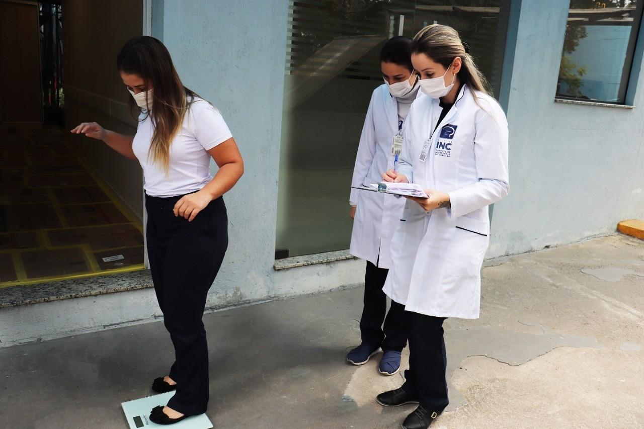 Hospital incentiva colaboradores com sobrepeso a adotar dieta equilibrada