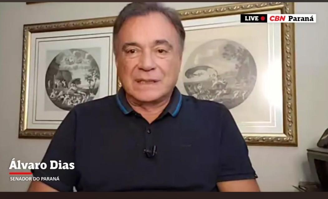"""""""Estou impressionado com a paciência do ministro Guedes"""""""