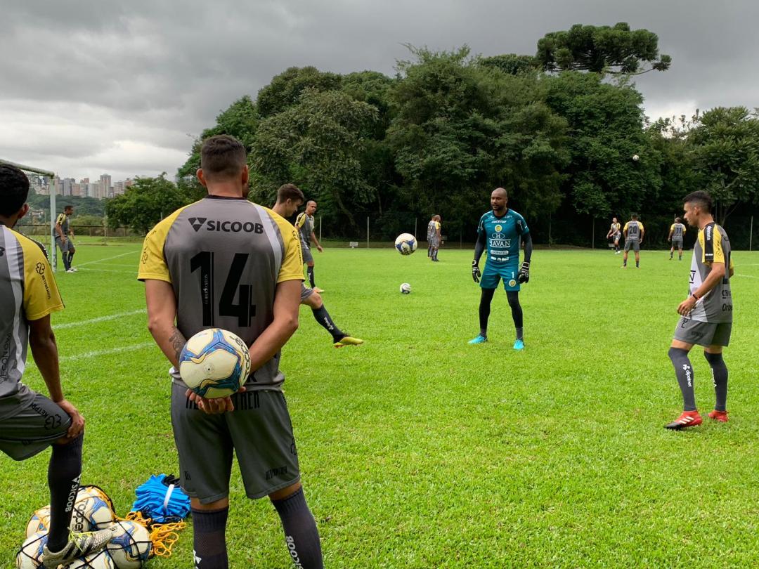 Elenco do FC Cascavel se reapresenta sexta-feira para retomada dos treinos
