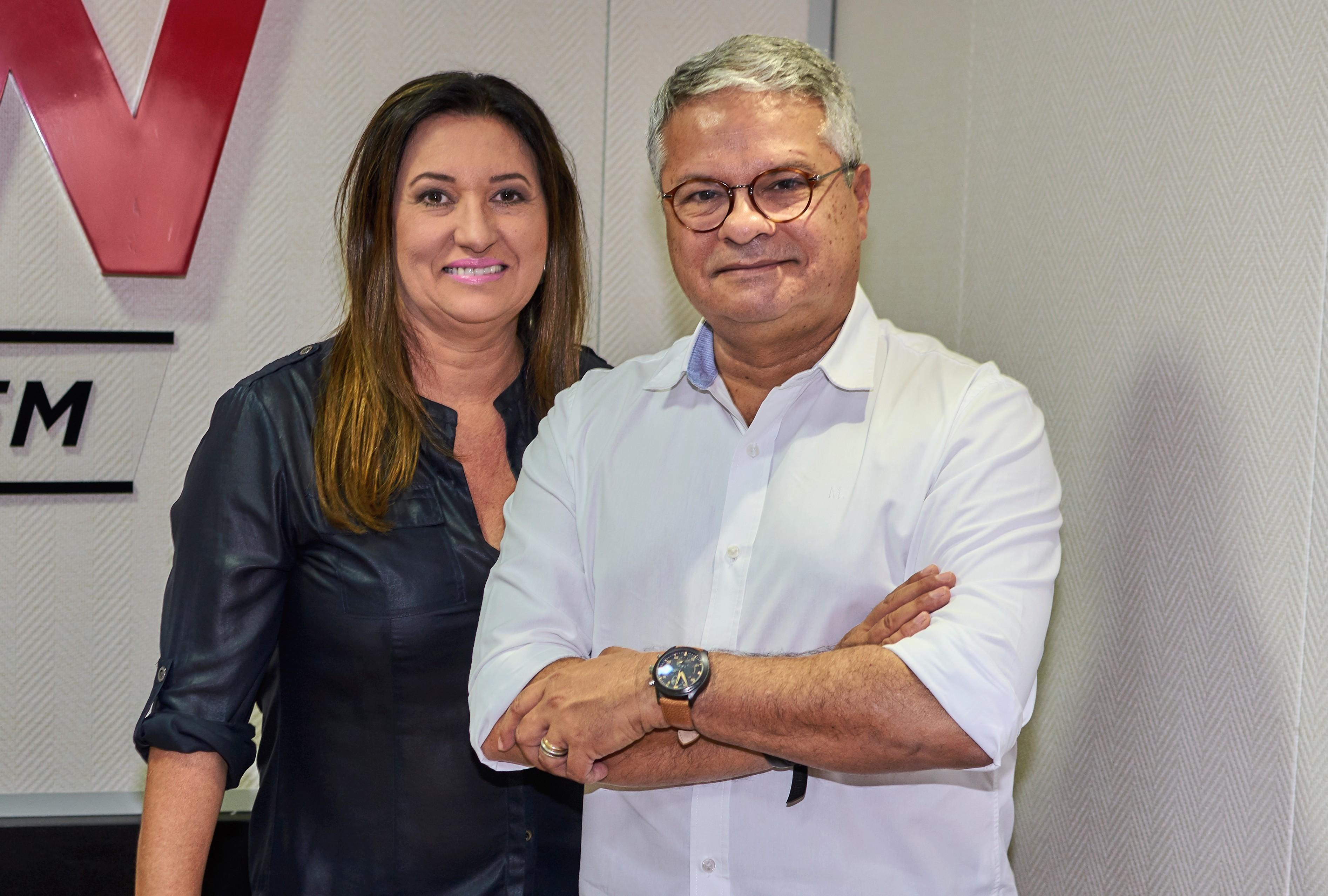 Sérgio Mendes e Rose Machado