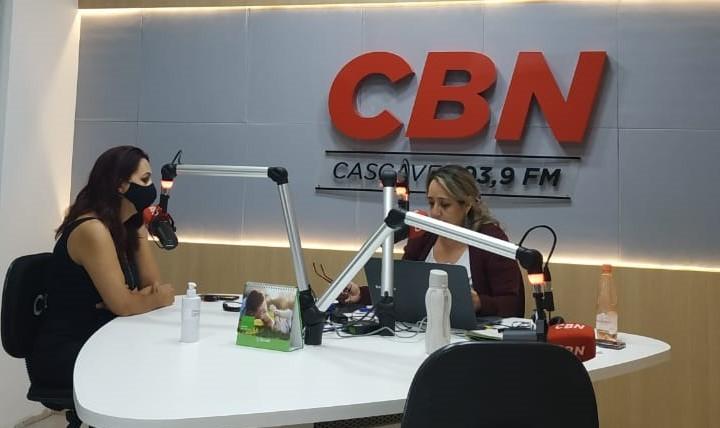 Café na passarela e operação moto segura abrem a Semana Nacional de Trânsito em Cascavel