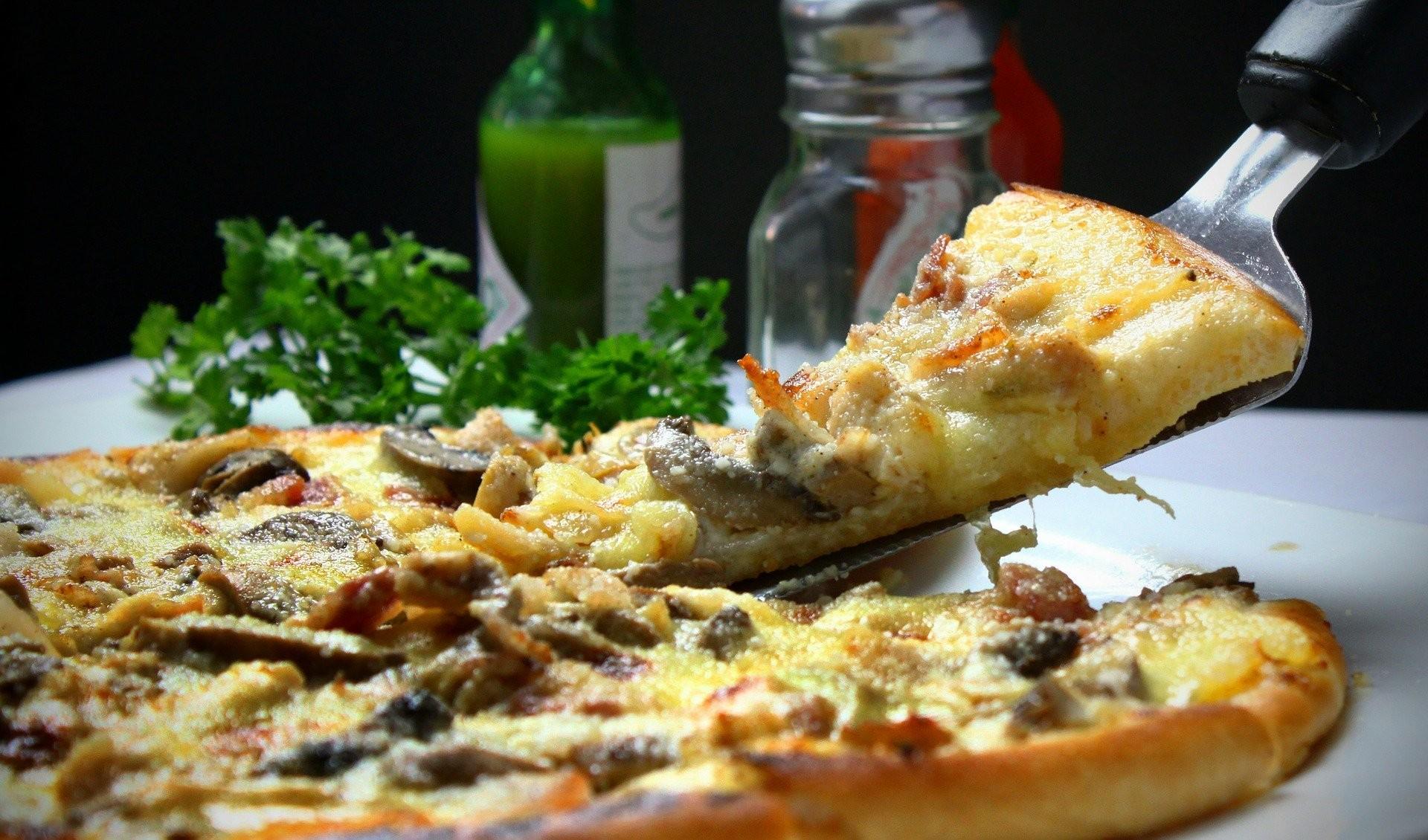 Hoje é o dia da Pizza