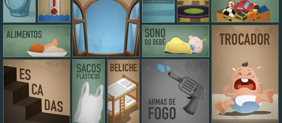 Casos de mortes acidentais até 14 anos reduzem quase 2% no Brasil