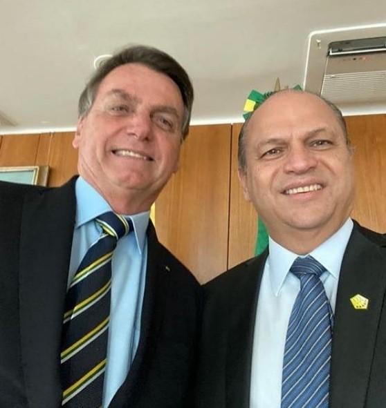 """""""Estou convencido que posso ajudar o Brasil  nesse momento"""",diz Barros"""