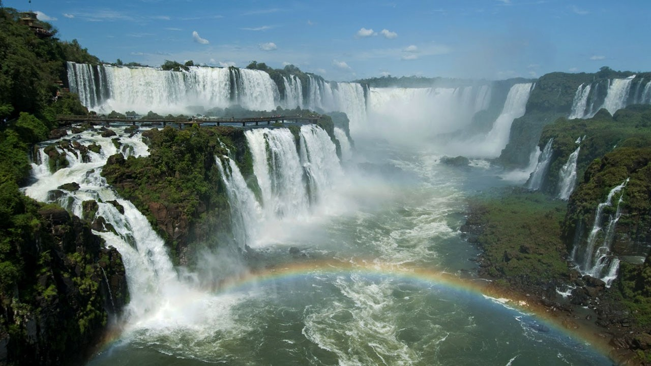 Reabertura dos atrativos turísticos marca comemorações dos 106 anos de Foz do Iguaçu