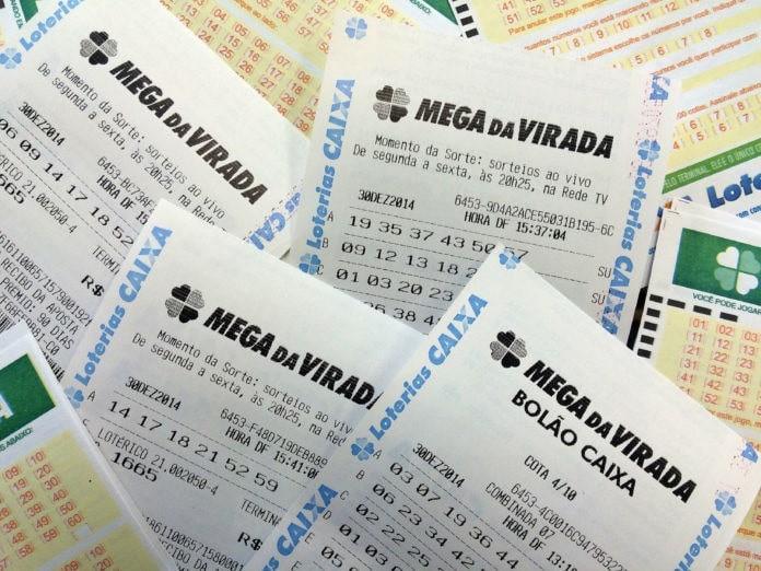 Mega da Virada registra recorde de arrecadação para um único dia