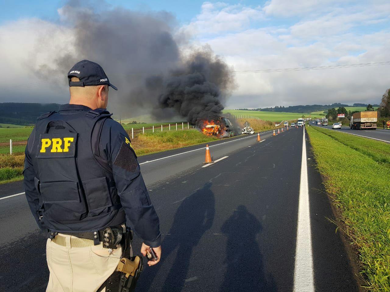 500 pessoas morreram em acidentes nas rodovias do Paraná