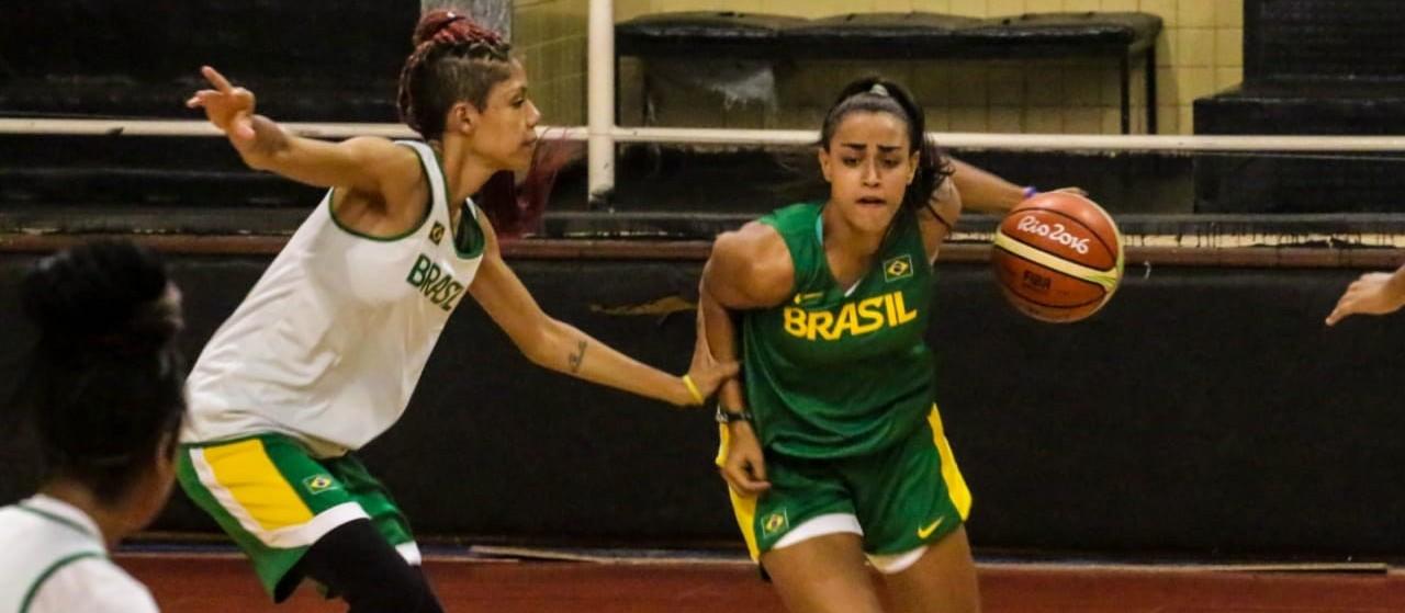 Jogadora de basquetebol de Foz do Iguaçu é convocada para Copa América