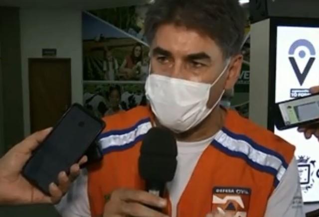 Resultado de exame do prefeito Paranhos para covid-19 é negativo