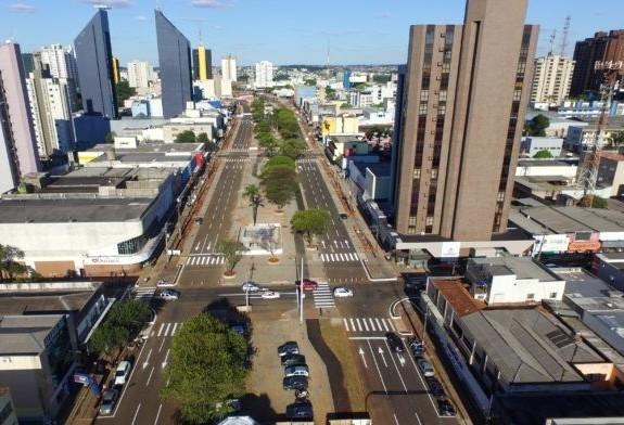Cascavel tem 328.454 habitantes, aponta estimativa do IBGE