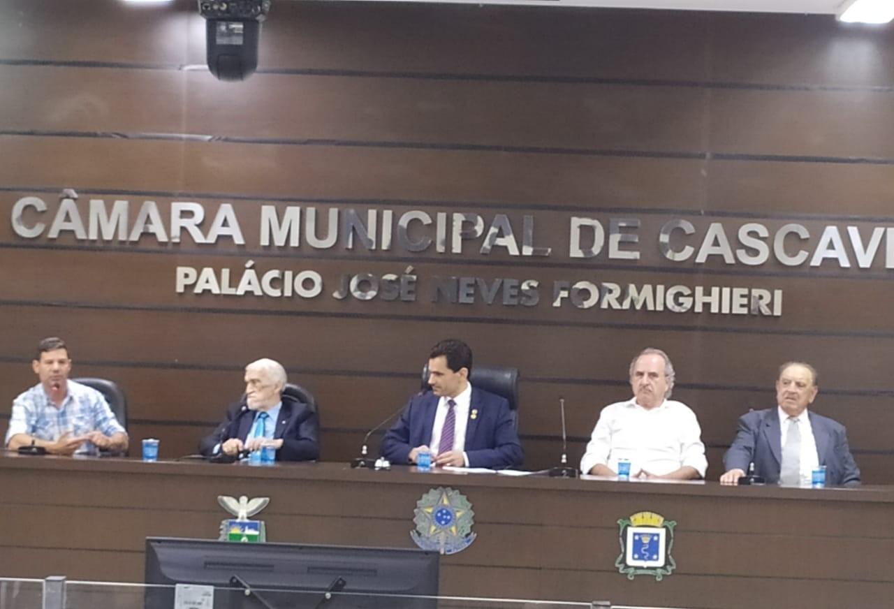 JJ Duran recebe título de Cidadão Honorário do Paraná