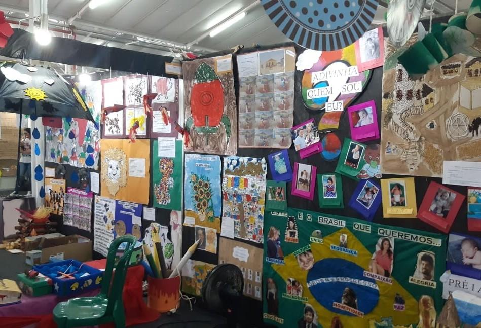 Mostra de Educação de escolas públicas segue até sábado, em Cascavel