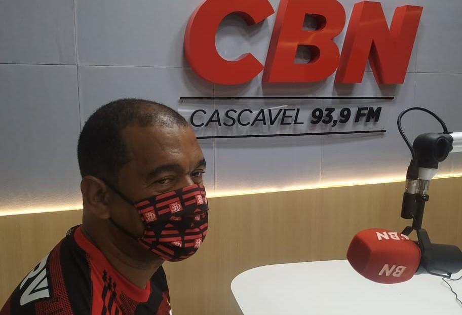 """""""Dos candidatos do PSC,  aposto que fui eu o que mais ajudou o Paranhos na campanha"""""""