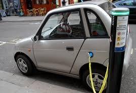 Os carros elétricos estão chegando!
