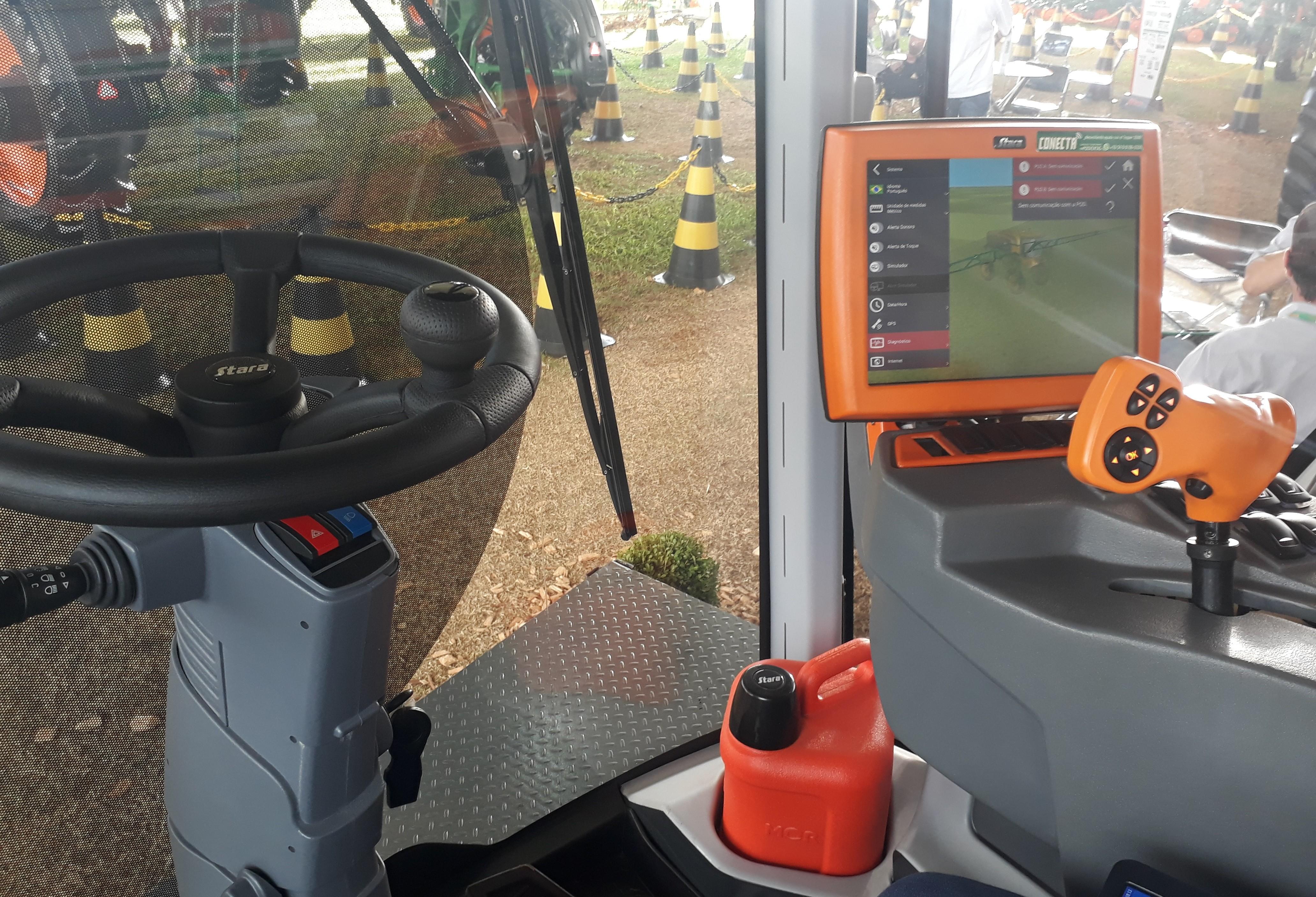 Novas tecnologias em maquinários poupa tempo e dinheiro do agricultor