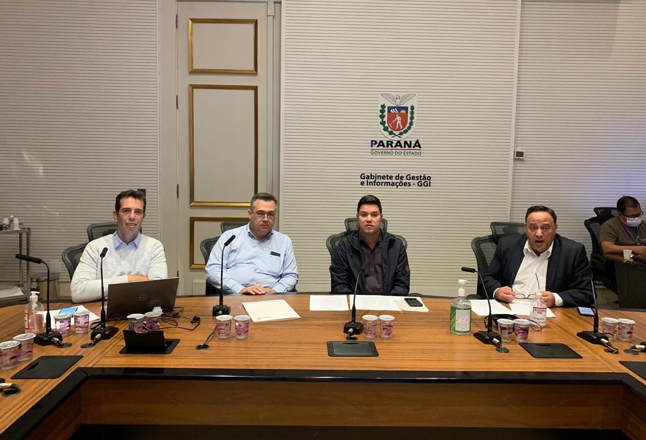 Em reunião, deputado ressalta apoio do Governo no enfrentamento da Covid-19