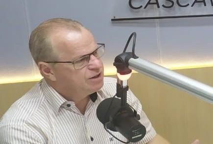 """""""Espero do novo ministro a construção de um espaço de  diálogo"""""""