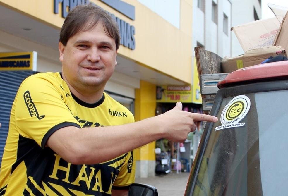 """Diretoria do FCC mira boa participação no Paranaense e no Brasileiro da """"D"""" e pensa em vaga na Copa do Brasil"""