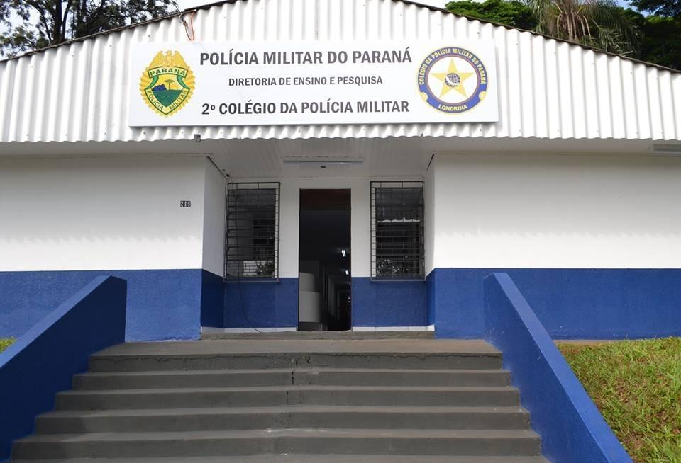 Quer estudar no Colégio da Polícia Militar de Londrina? As inscrições para o ano letivo de 2020 estão abertas
