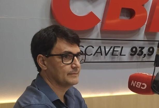 """""""Tudo pronto para o vestibular da Unioeste no próximo domingo"""", diz Weber"""