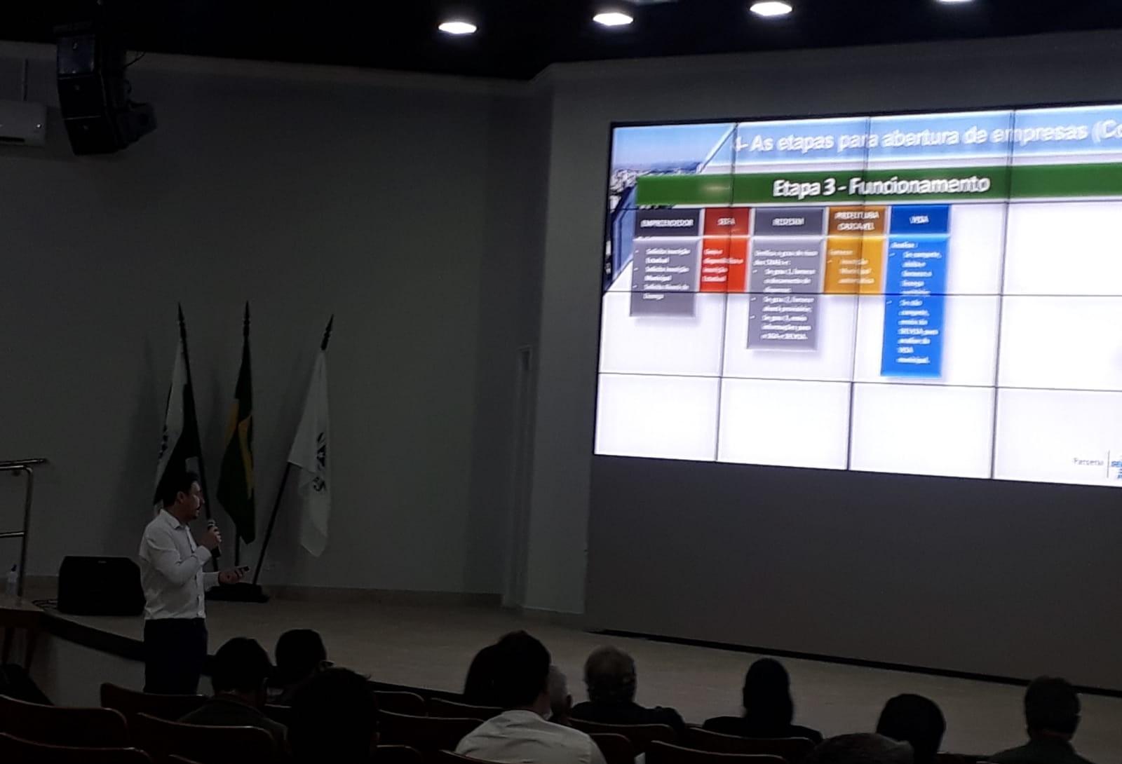 Prefeitura  facilita o processo para a abertura de novas empresas
