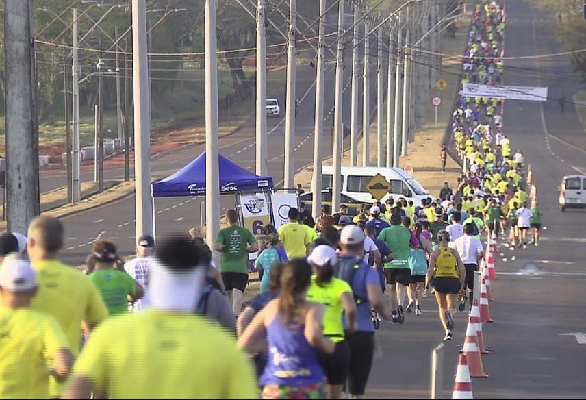 Atleta morre durante maratona