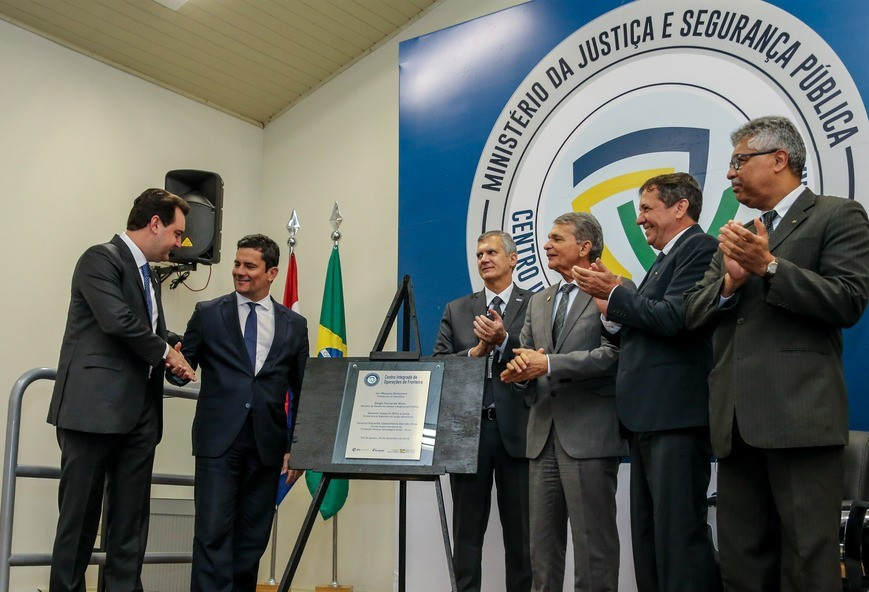 Centro de Operações de Fronteira fortalece segurança do Paraná e do Brasil