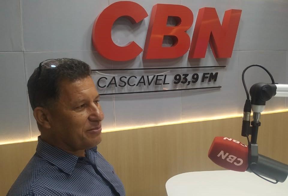 """""""Estou focado no trabalho e, na questão  política, sou fiel aos acordos com Paranhos, em defesa de uma cidade melhor"""",diz Adelino"""