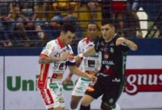 Cascavel Futsal perde para o Marreco em Francisco Beltrão