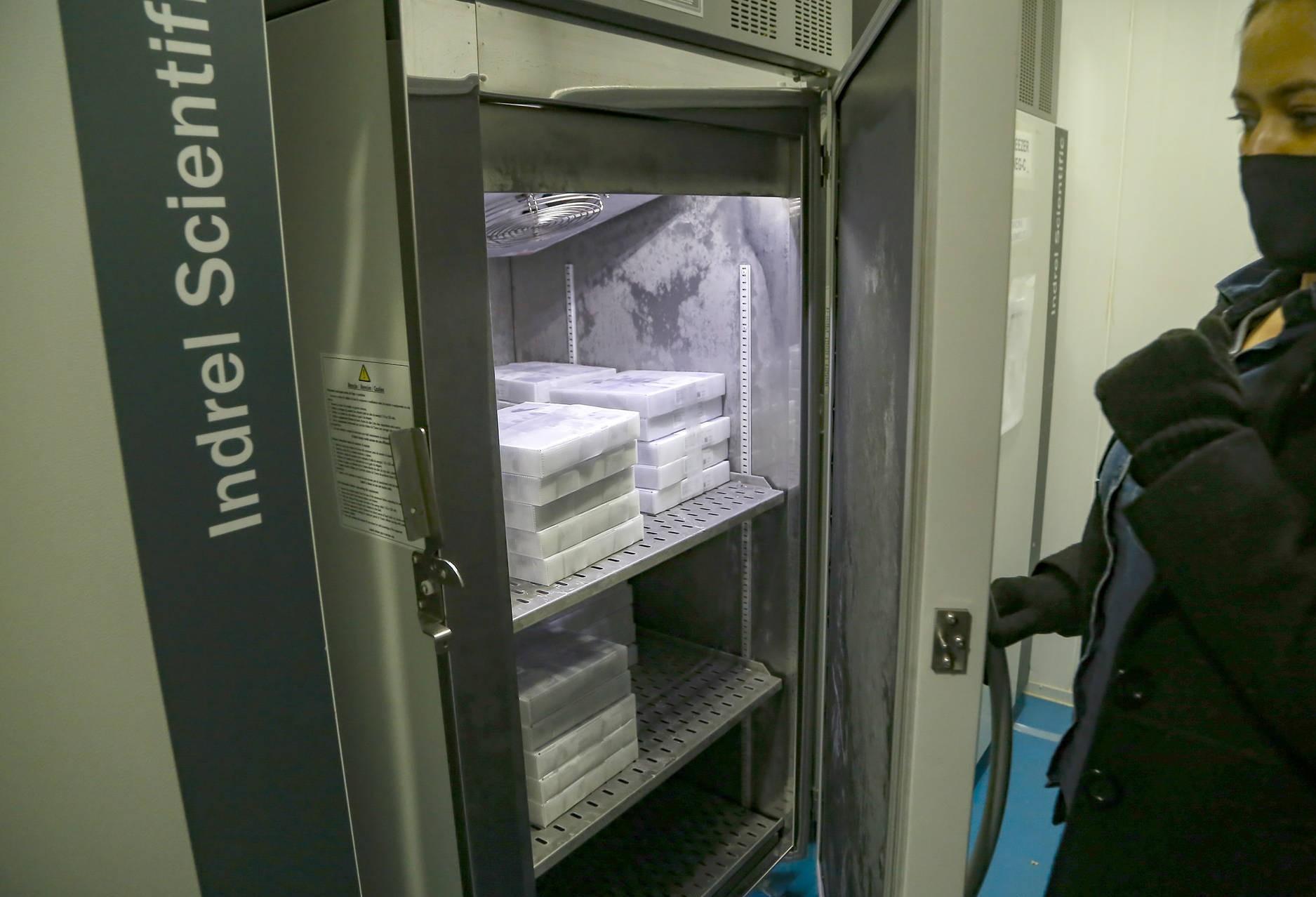 Denúncia aponta que vacinas da Pfizer ficaram fora do refrigerador