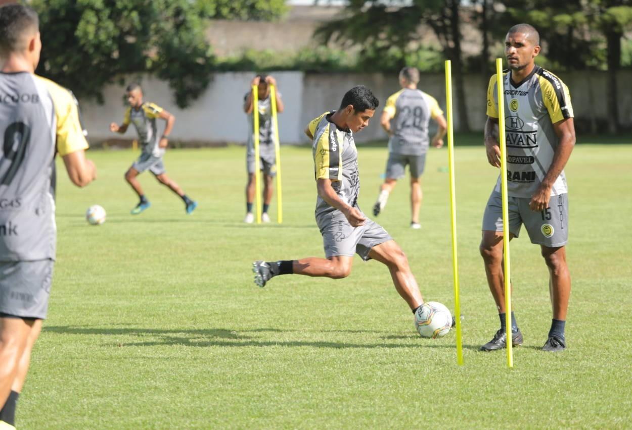 """FC Cascavel realiza amistosos contra Toledo e Maringá antes da estreia no Brasileiro da Série """"D"""""""