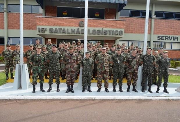 15ª  Brigada de Infantaria Mecanizada promove encontro com a imprensa