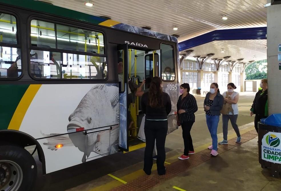 Cascavel pode ter nova greve de ônibus no início de outubro