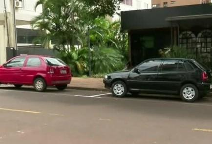 Transitar amplia número de vagas de estacionamento em Cascavel