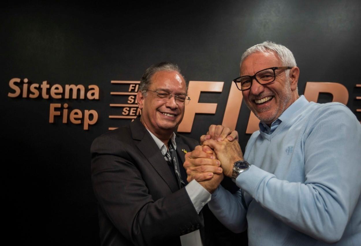 TRT confirma para o dia 30 de setembro a posse da nova diretoria da FIEP