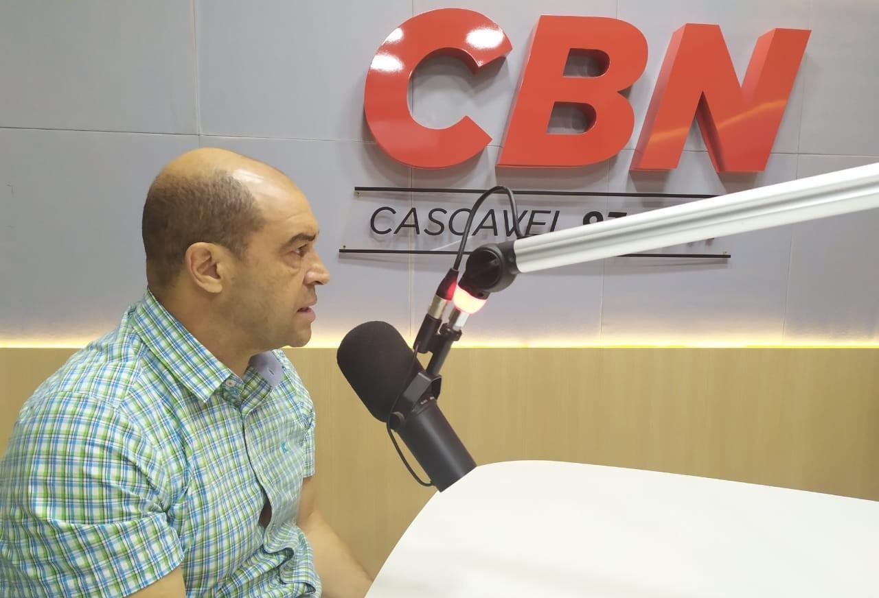Ex-prefeito Lísias Tomé conta sua história no Especial dos  68 anos de Cascavel