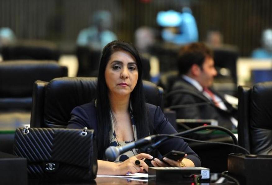 """""""O Paraná tem se mostrado numa situação crítica em feminicídio"""" , diz a deputada estadual Mara Lima"""