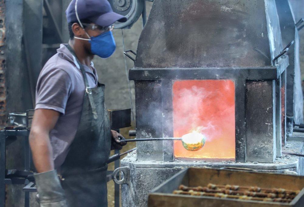 Indústria do Paraná cresce 3,3% em julho e fica com o terceiro maior crescimento do País