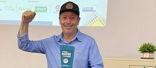 Jornalista Jairo Eduardo fala do Prêmio Ocepar e comenta sobre o cenário político no Brasil