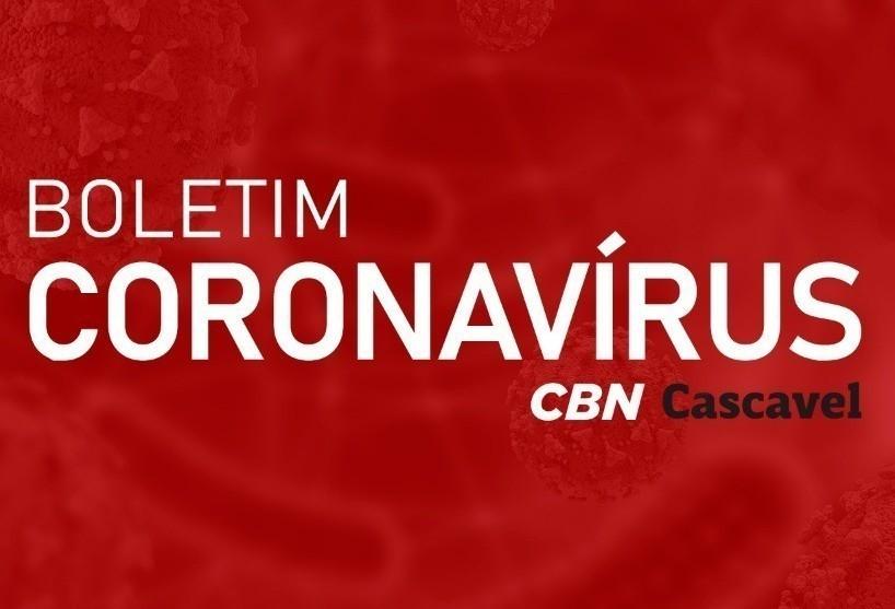 Boletim divulga mais três mortes pela Covid-19