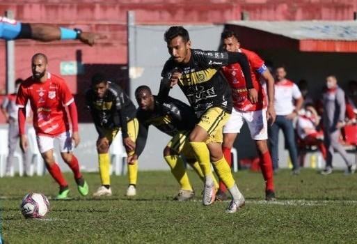 FC  Cascavel goleia o Rio Branco em Paranaguá