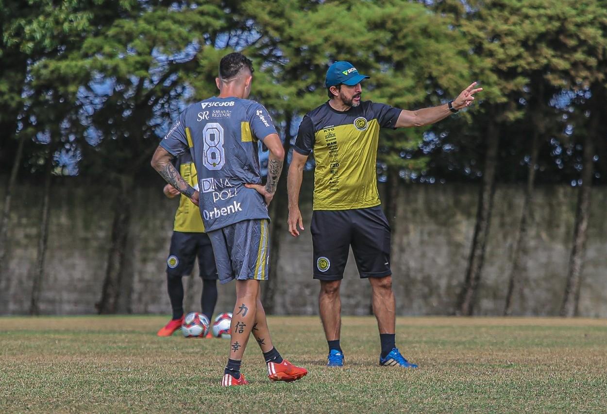 De olho no topo da tabela, Cascavel recebe em casa o Rio Branco pela 10ª rodada do Campeonato Paranaense