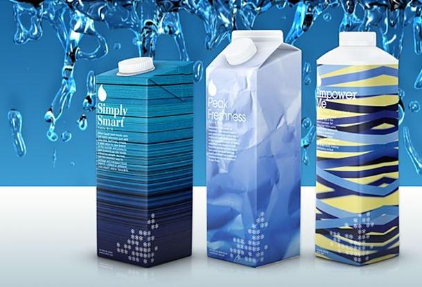 Água na caixa é nova tendência sustentável
