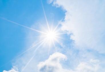Sol volta a brilhar