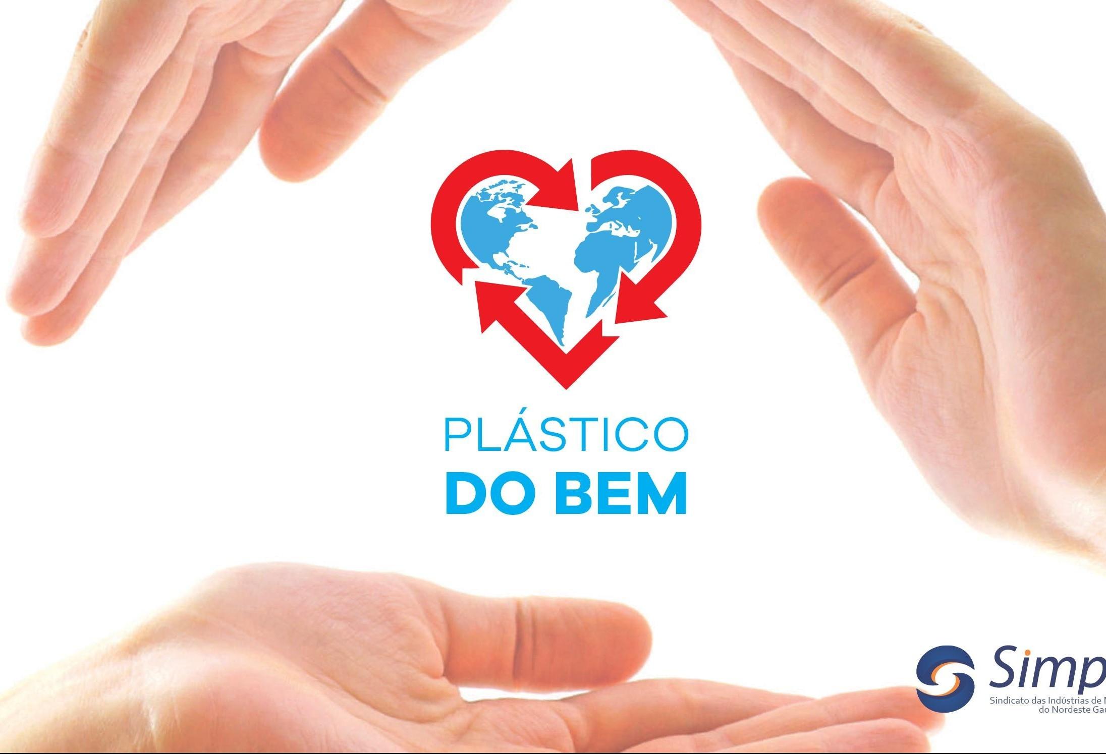 PLÁSTICO DO BEM: foca na educação ambiental e na reciclagem de plástico