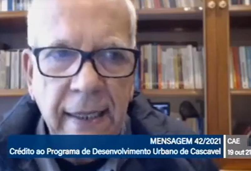 CAE aprova contratação de crédito para Cascavel