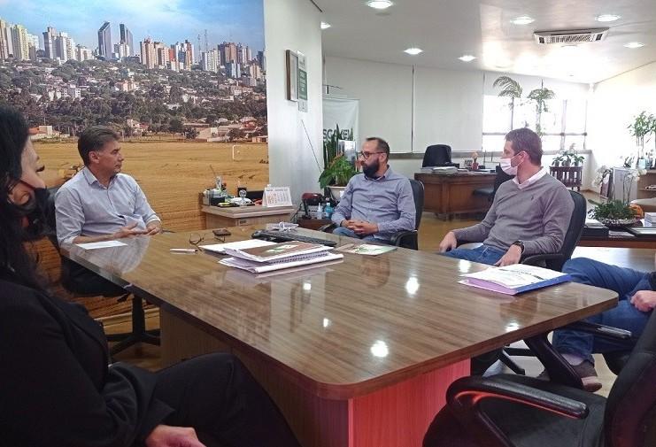 Reunião apresenta diagnóstico estratégico para Cascavel 2050