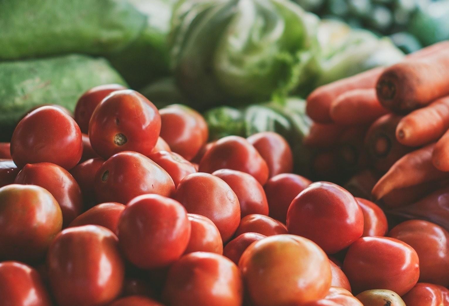 Legumes estão mais caros na feira