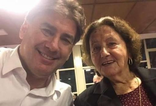 Mãe do prefeito Leonaldo Paranhos falece aos 88 anos